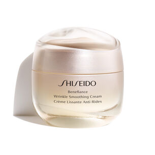 Wrinkle Smoothing Cream - Shiseido, Benefiance