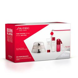 Time Fighting Ritual - SHISEIDO, Bio-Performance
