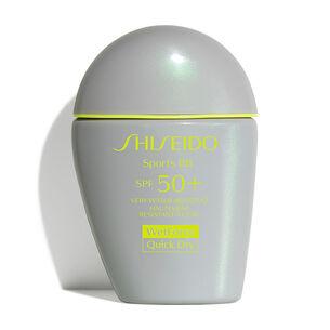 Sports BB SPF50+, 04 - Shiseido, Protezione Viso