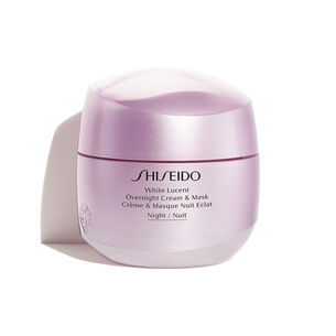 Overnight Cream & Mask - Shiseido, Macchie scure e incarnato non uniforme