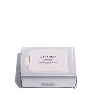 Refreshing Cleansing Sheets - SHISEIDO, Detergenti e Struccanti