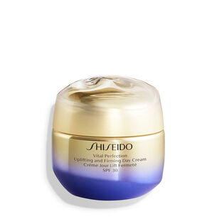 Uplifting and Firming Day Cream SPF30 - Shiseido, Vital Perfection