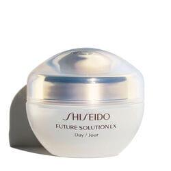 Total Protective Cream - Shiseido, Future Solution LX