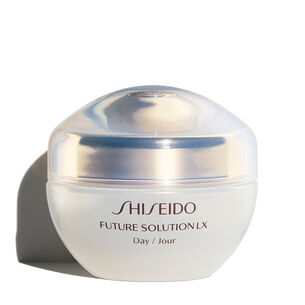 Total Protective Cream - Shiseido, Future Solution LX
