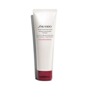 Deep Cleansing Foam - Shiseido, Detergenti e Struccanti