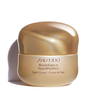 NutriPerfect Night Cream - Shiseido, NutriPerfect