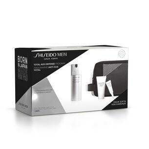 Programma completo di protezione antietà Shiseido Men - Shiseido MEN, Trattamento uomo