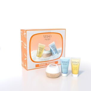 Giga-Hydrating Rich Cream Kit - SHISEIDO, TRATTAMENTO