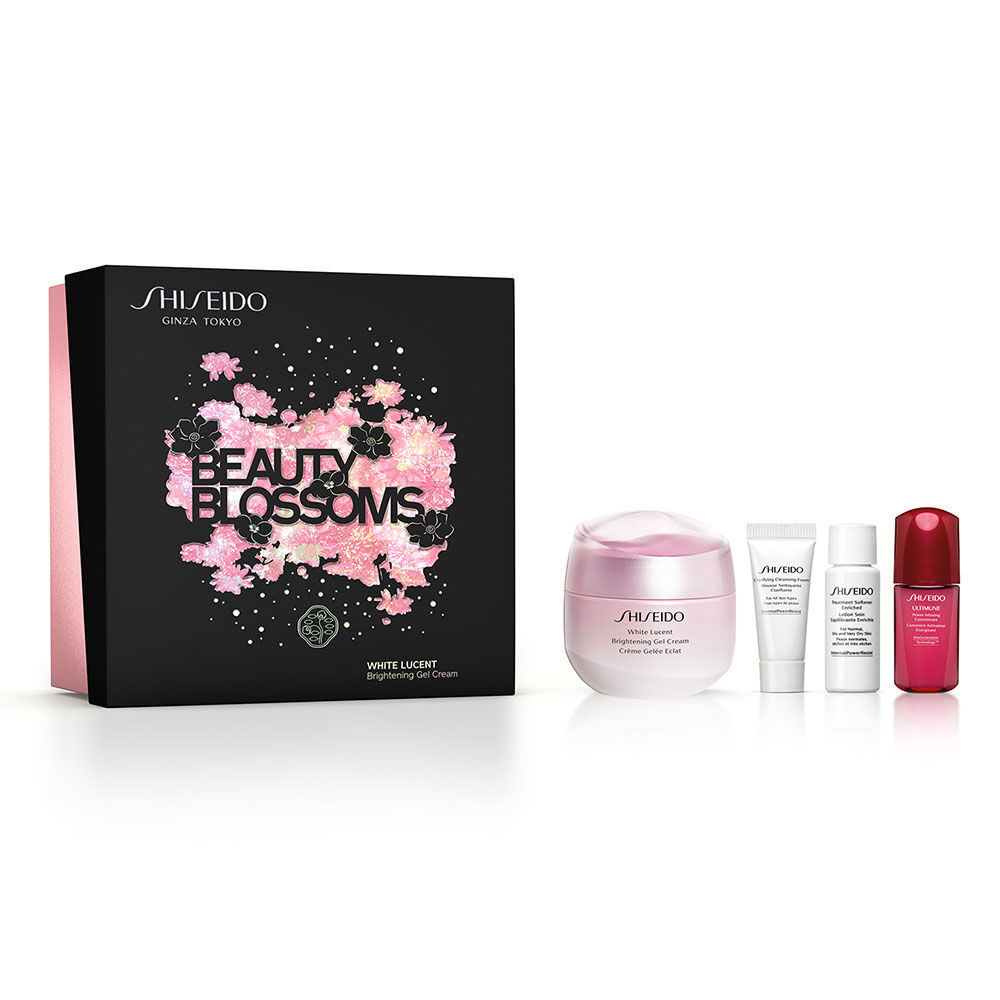 White Lucent Brightening Gel Cream Holiday Kit,