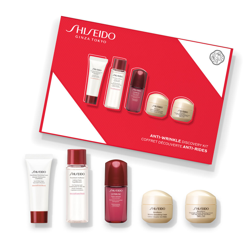 Anti-Wrinkle Discovery Kit,