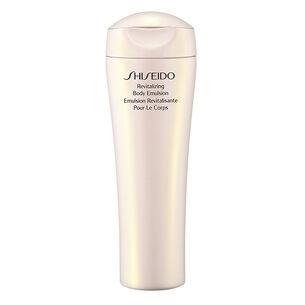 Revitalising Body Emulsion - Shiseido, Linea Corpo