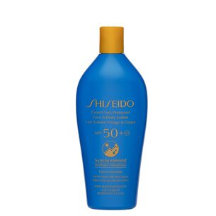 Expert Sun Protector Face and Body Lotion SPF50+ - SHISEIDO, Nuovi arrivi