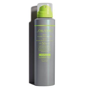 Sports Invisible Protective Mist SPF50+ - Shiseido, Protezione Viso