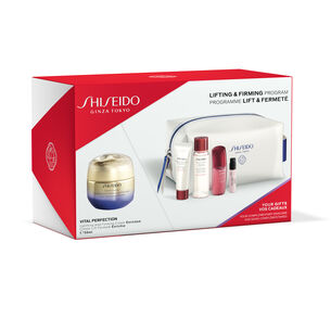 Lifting & Firming Program Pouch Set - Uplifting And Firming Cream Enriched - SHISEIDO, Nuovi arrivi