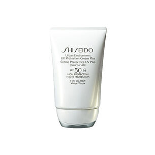 Urban Environment UV Protection Cream Plus SPF50 - Shiseido, Protezione Viso