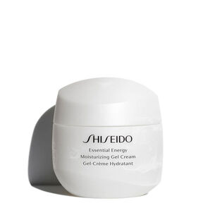 Moisturizing Gel Cream - Shiseido, Essential Energy