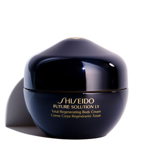 Total Regenerating Body Cream - Shiseido, Future Solution LX