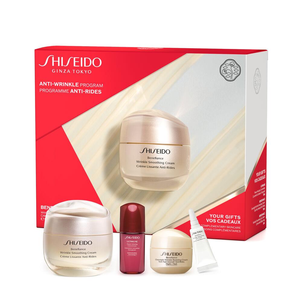 Anti-Wrinkle Program - Wrinkle Smoothing Cream,