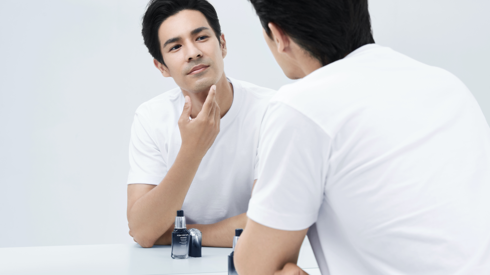 Shiseido prodotti cura viso uomo